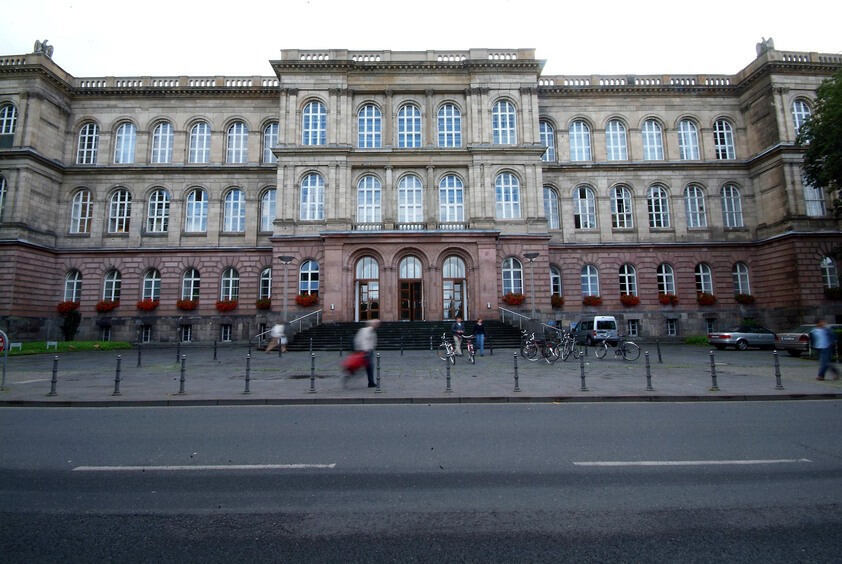 Main Building of the RWTH Aachen