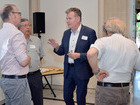 Faculty Club-Treffen mit Professor Fabian Kiessling