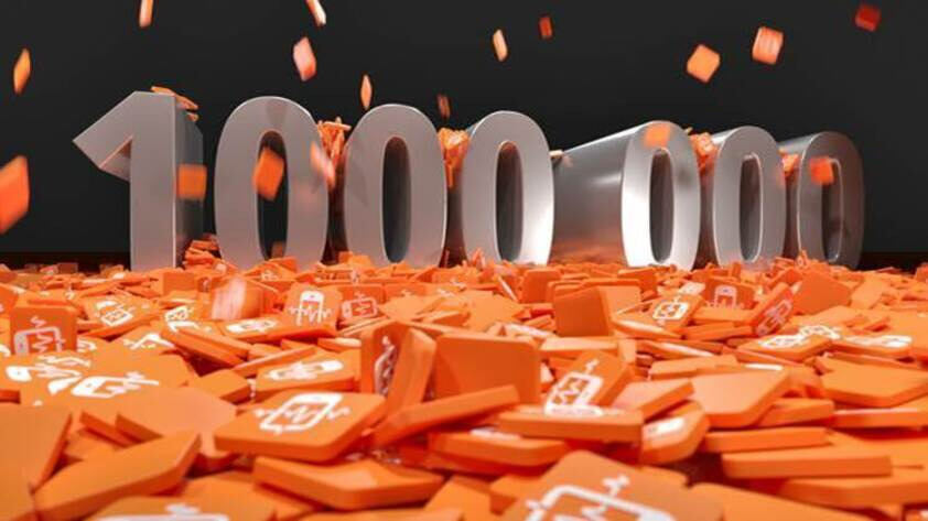 1 Million Phyphox-Installationen